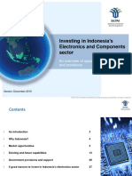 2015_TCF_Sector Propositions - Electronics and Electronic Components