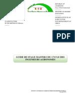 Guide de stage Niveau IV,30012020
