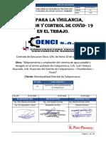1. PLAN DE SEGURIDAD COVID 19 SOLO COLQUEMARCA firmaREV