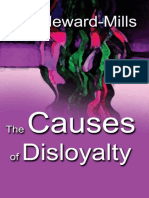 CAUSES OF DISLOYALTY DAG HEWARD MILLS