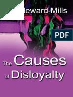 CAUSES OF DISLOYALTY DAG HEWARD MILLS
