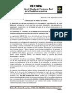 """Desclasificaron el """"caso Bariloche"""" sobre avistamiento de ovnis"""