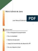 MicroTutorialJava