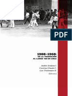 1988 1968 de la transicion al largo 68 en Chile
