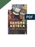 Jennings, Gary - Sangre Azteca
