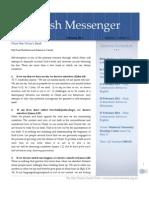 News Letter February 2011