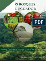 Libro; Los Bosques de Ecuador..