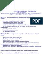 (2) (2) ESQUEMA PARA A APRENDIZAGEM DA AUTO-HIPNOSE