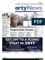 Worcester Property News 27/01/2011