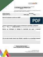 HOJA DE DERIVACION USAER 11 Y 142 - copia