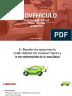 Campaña Ecovehículo Davivienda