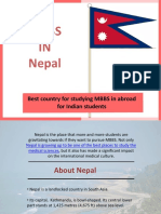 Study MBBS in Nepal 2020