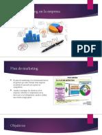 Plan de marketing en la empresa