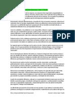 La visión ética de los problemas latinoamericanos