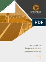 Brochure OpenPlus Ltda