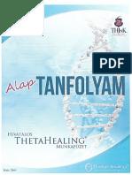 Theta Healing Kezdő Tanfolyami Anyag PDF