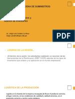 SESION 6 logistica de Produccion y Logistica de Inventarios