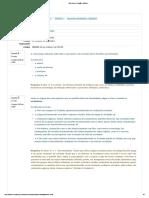 Exercícios de Fixação - Módulo I - ÉTICA