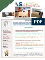 PCAS News Letter #4