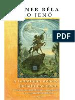 Daubner Béla - A Tudattalan Nehezen Járható Ösvényén II. Kötet word