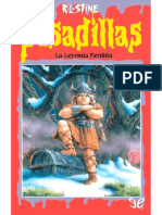 45 - La leyenda perdida - R. L. Stine.pdf