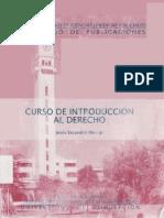Curso de Introducción al derecho, 2008 - Jesus Escandón Alomar.pdf