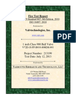 Fire Test Report 3