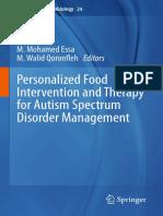 Libro espectro autista