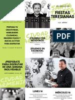 FIESTAS TERESIANAS C.A.(1)