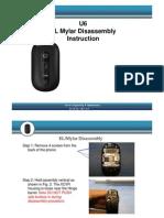 Motorola_U6_Pebble_Disassembly_Guide_V1.1