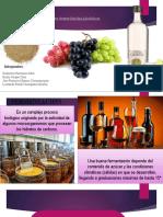 Métodos de Obtención de las bases alcohólicas (técnicas de bar)