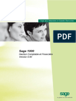 Sage 1000 Gestion Comptable et Financière