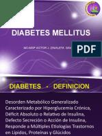 DIABETES MELLITUS UNC