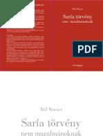 Bill Warner - Saría Törvény Nem-muzulmánoknak PDF Teljes E-könyv