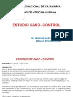 ESTUDIOS CASO-CONTROL.CLASE.ppt