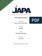 tarea 6-7 psiclogia educativa 1