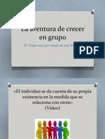 1 La aventura de crecer en grupo.pptx