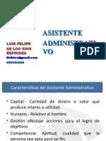 PPT ASISTENTE ADMINISTRATIVO SABADO 20 DE JULIO 2019.ppt