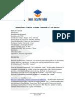 Wardriving - Metasploit Framework Web Interface Tutorial
