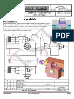 Devoir++de+Contrôle+N°1+-+Génie+mécanique+Butée+reglable+-+3ème+Technique+(2010-2011)+Mr+BEN+AMAR.pdf