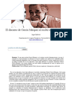 El discurso de García Márquez al recibir el premio Nobel- nº 41 Espéculo (UCM)_Inger Enkvist_