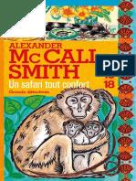 safari tout confort, Un - Alexander McCall Smith