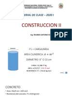 MATERIAL CONSTRUCCION II