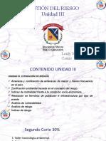 UNIDAD III Estimación de Riesgos.pptx