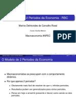 Macroeconomia - 12.1.RBC