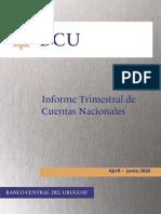 Informe Cuentas Nacionales