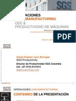 SPS Manufacturing - OEE  Productividad de máquinas 2020-04.es