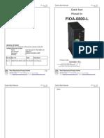 FIOA0800L