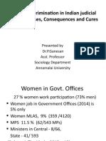 Genderdiscrimination