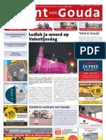 De Krant van Gouda, 27 januari 2011